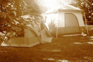 Chèques vacances en camping